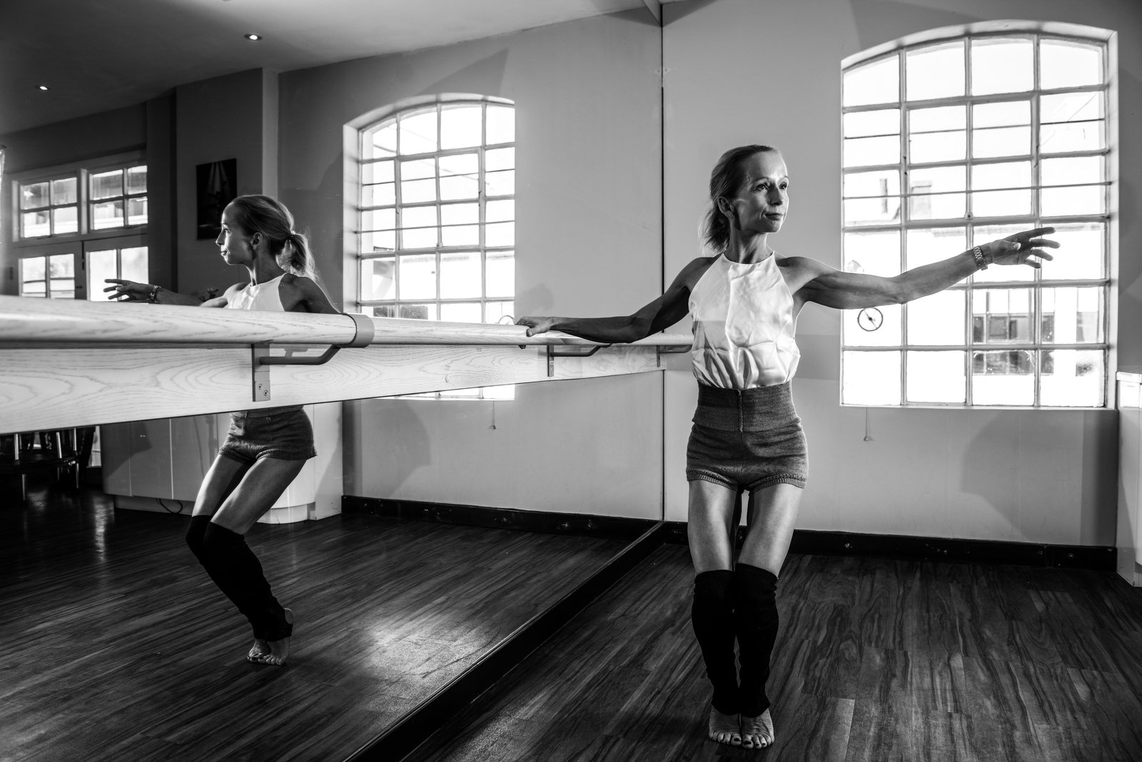 New Ballet-Barre Classes in Clapham