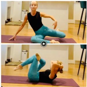 Ballet Barre Workout Scandi Pilates
