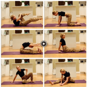 Scandi Pilates for Everyone Workout