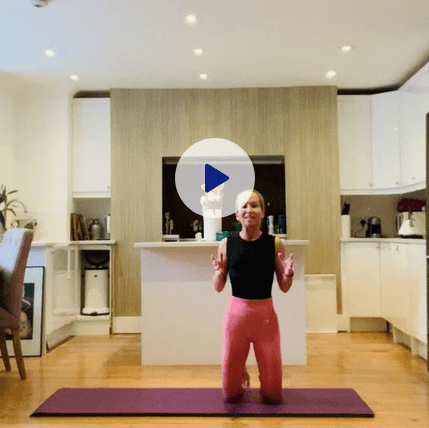 Pilates Flow 20 minutes
