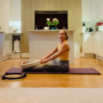 online pilates workout tight hamstrings